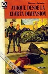 Ataque desde la cuarta dimensión | Libro | Biblioteca | La Tercera ...